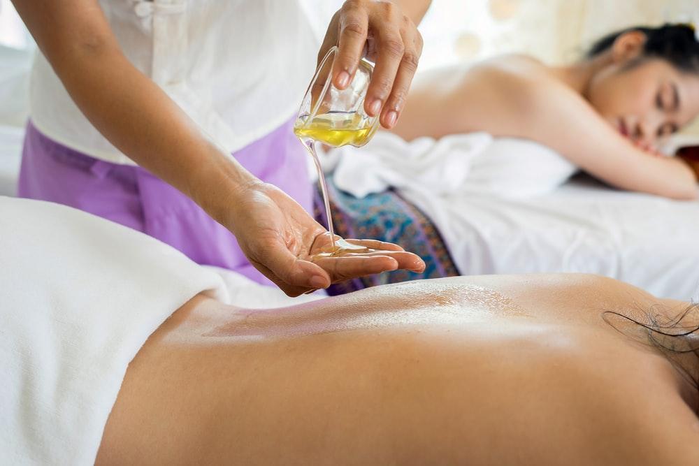Image result for relaxation massage unsplash