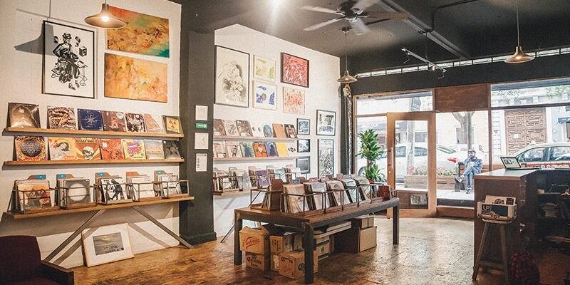 Rose Burillo – Why Mexico City Is Vinyl Lover Paradise