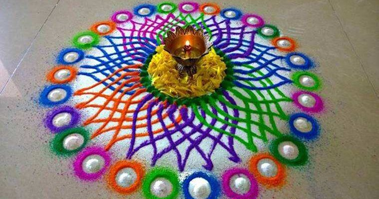 Rangoli is a Business Opportunity